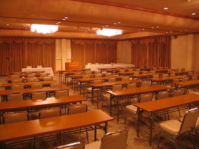 大会議室 翠峰の間(バンケットホール)