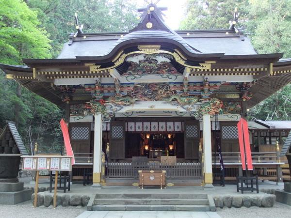 寳登山神社(ほどさんじんじゃ)