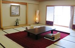 小部屋がついてる20畳の特別室