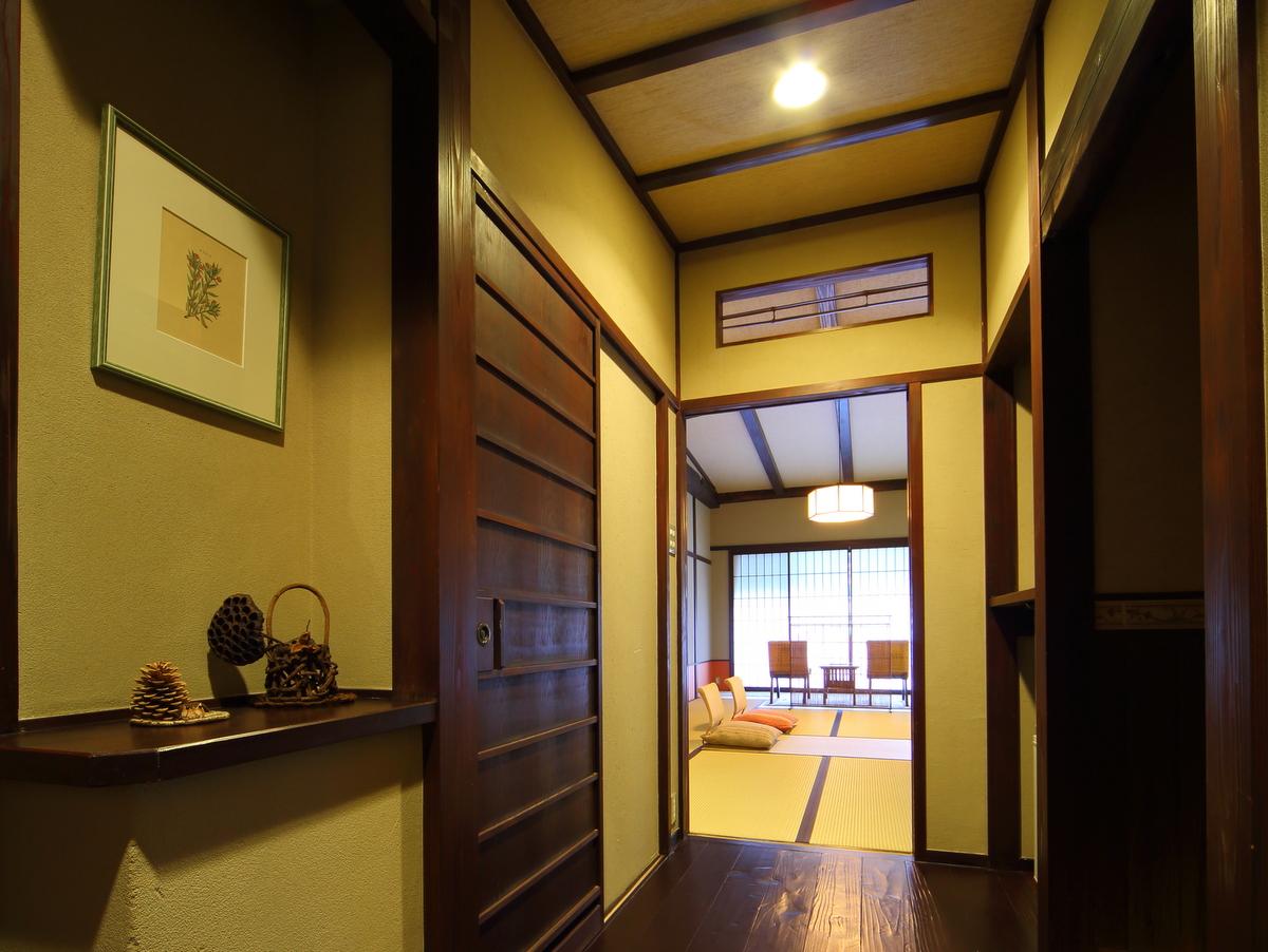 特別室らしい雰囲気です。